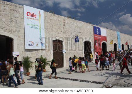 18 Havana International Book Fair - Vi