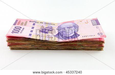 Mexican Peso Bills