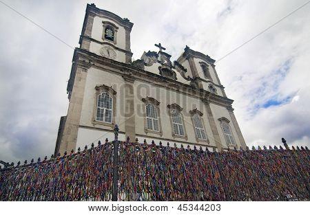 Bonfim Church, Brazil.