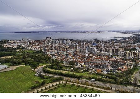 Coastline Almada City