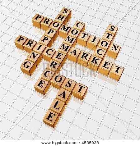 Golden Crossword 3 - Promotion