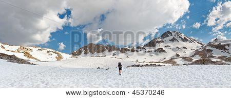 Sierra Nevada Adventure Panorama