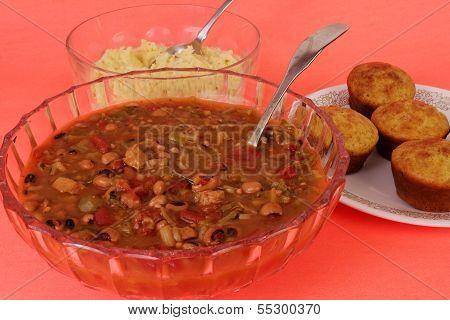 Creole Gumbo Dinner