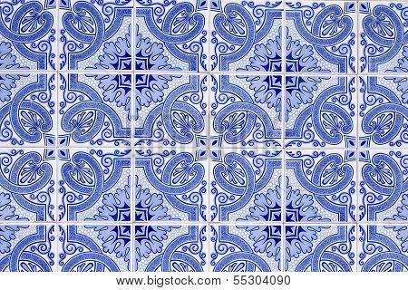 Tiles In Portugal