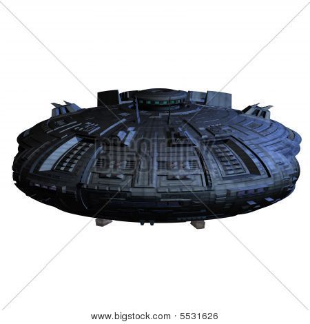 Alien Imperial Cruiser