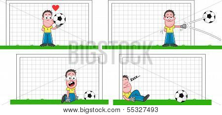 Goalkeeper Set