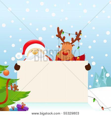 Santa with