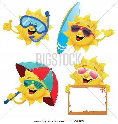Sun Characters