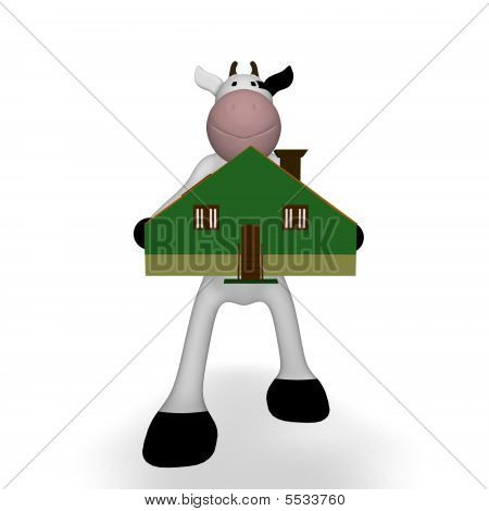 Cow House
