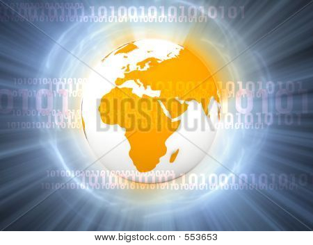 Binary Digital World5