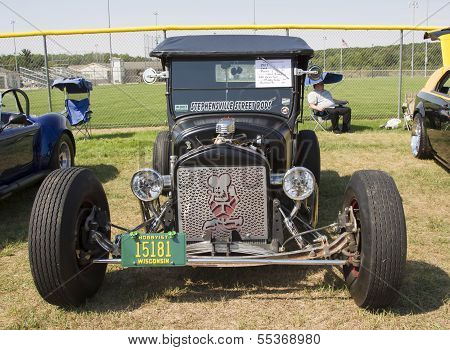 1927 Ford Model T Front View