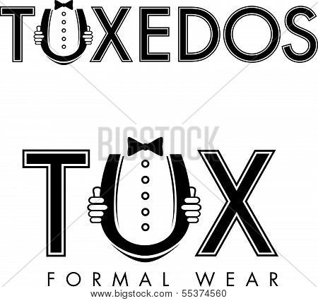 Tuxedo Graphic