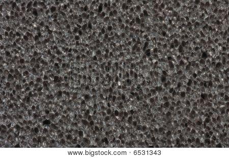 Porous stone surface
