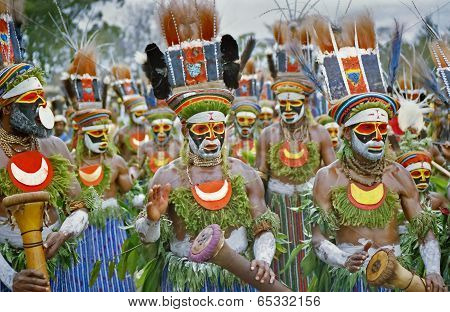 New Guinea Sing Sing