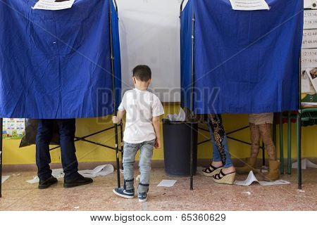 Municipal And Regional Elections In Greece