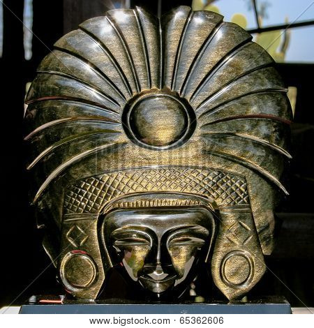 Mask Maya