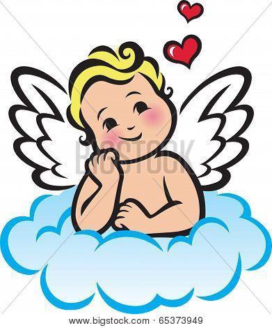Cupid on a Clous