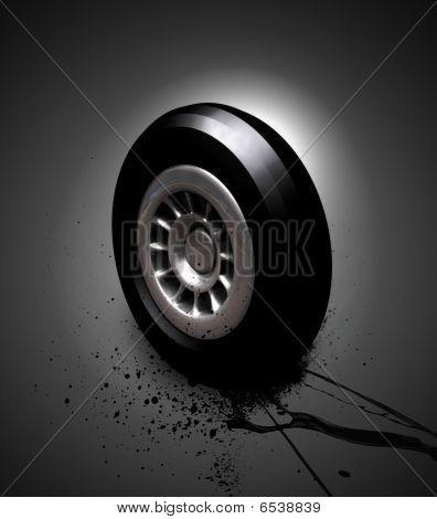 Wheel Dirt