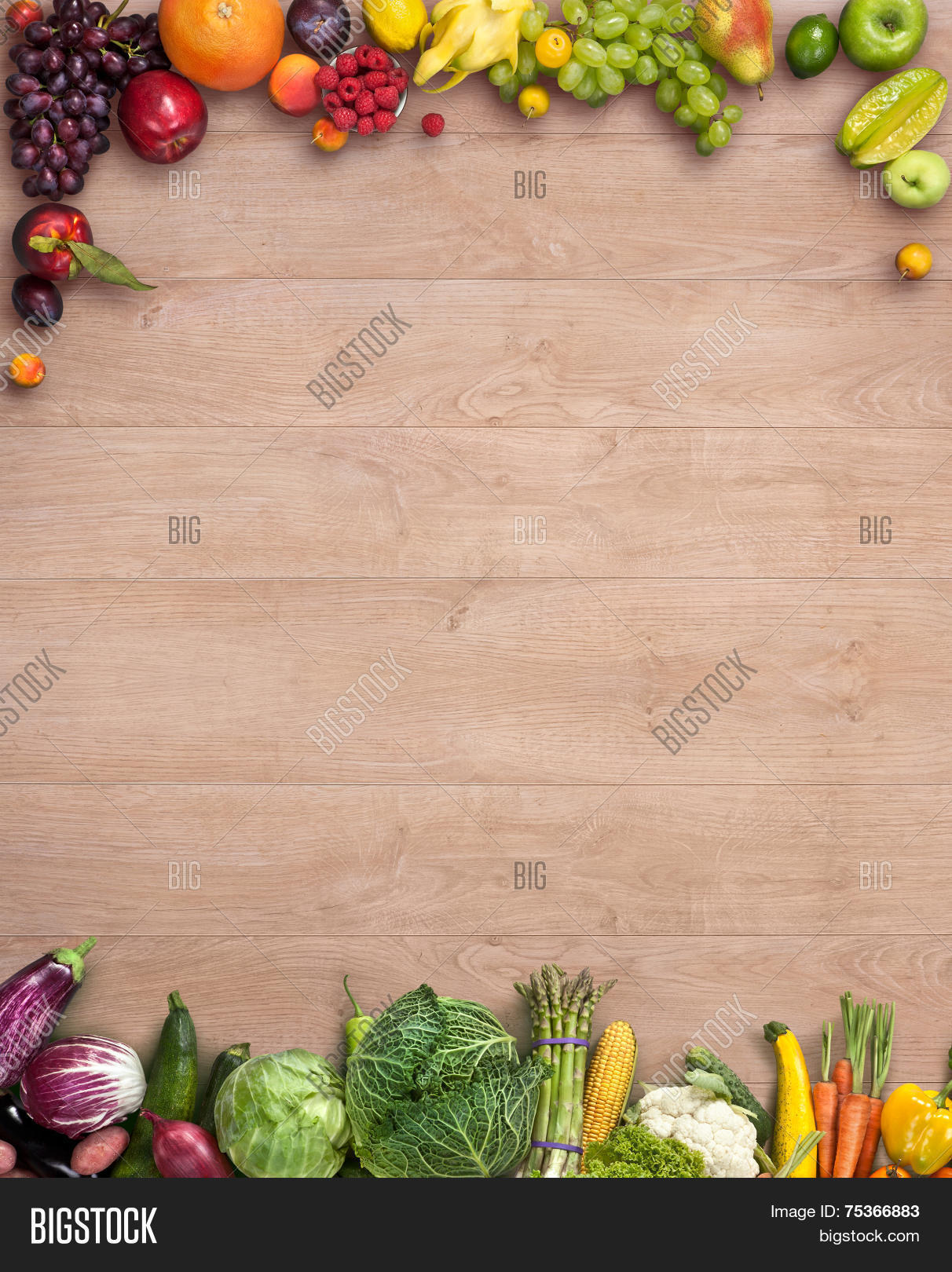 Healthy Food Background Image & Photo | Bigstock