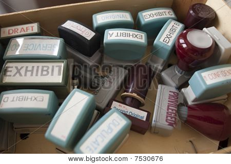 Yet Another Box Of Rubber Stampers