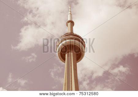 Cn Tower. Toronto. Canada.