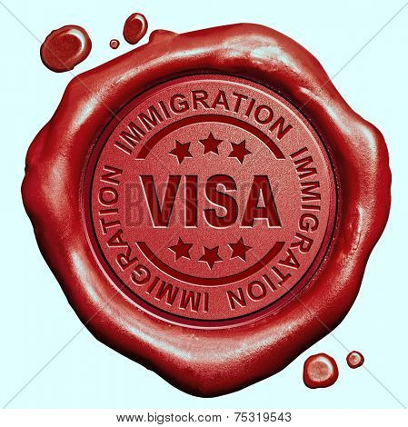 visa immigration travel passport access granted or denied