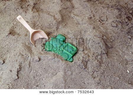 Children sandbox