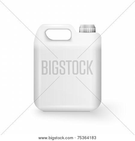 Plastic Jerrycan