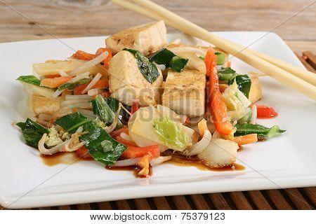 Vegetarian Tofu