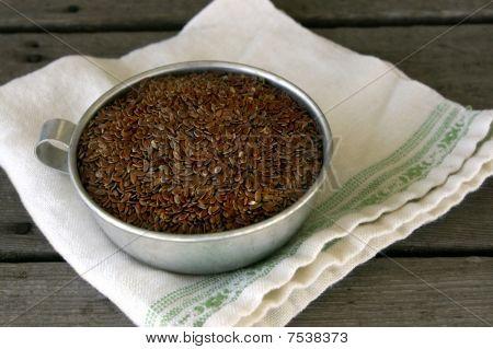 Whole Flax Seed