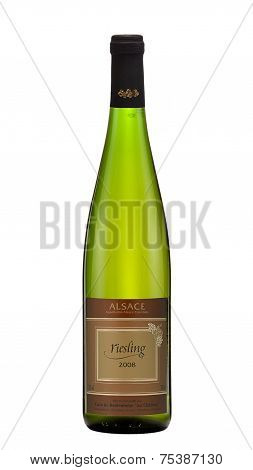 Dry Wine Alsace Riesling 2008