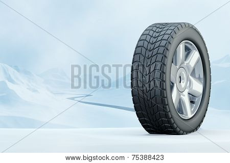 Winter Driving - Winter Tire