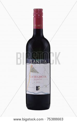 Dry Red Wine Planeta La Segreta Sicilia Igt 2010