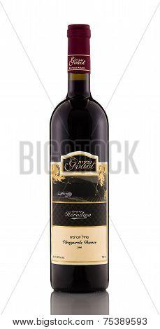 One Bottle Of Israeli Wine Herodion Vineyards Dance 2008