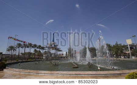 Gate Baghdad international fair