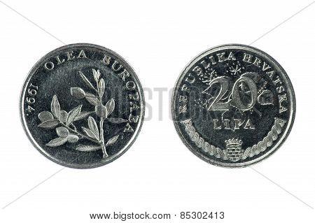 Coin Croatia