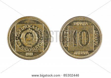 Coin Yugoslavia