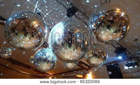 Mirror Ball - Bola Espejada