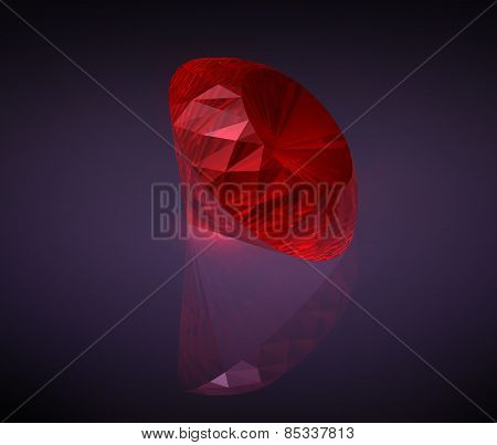 Big Red Diamond