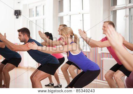 Strengthening Bottom Muscles