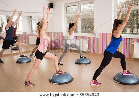 Exercising With Bosu