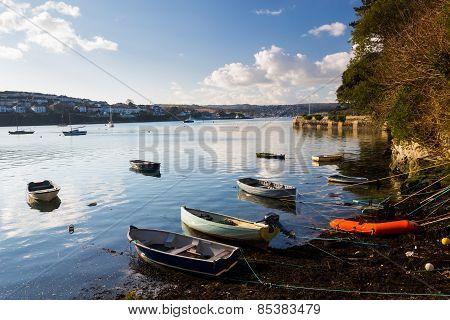 Flushing Cornwall