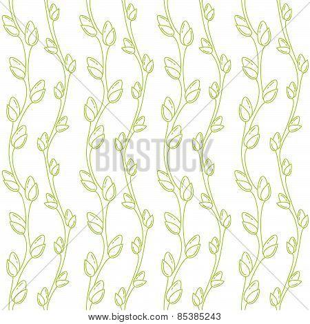 Willow  Spring Pattern