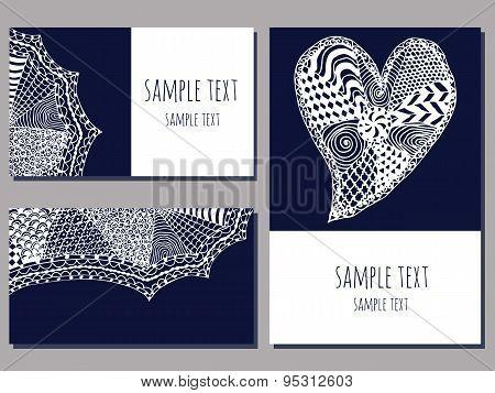 Zentangle Cards