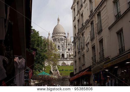 Sacred Heart Church Paris
