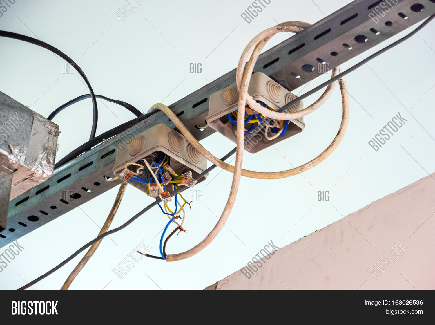 Electrical Wiring Image & Photo (Free Trial) | Bigstock