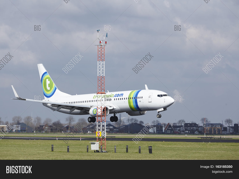 Amsterdam Airport Image & Photo (Free Trial) | Bigstock