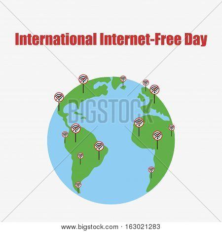 International Internet-free Day