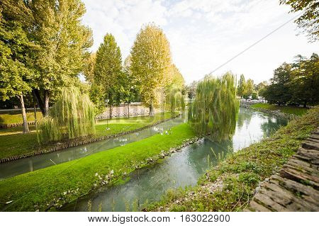 northern Italy. It is the capital of the province of Treviso