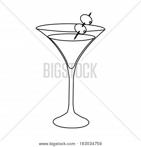 cup drink party isolated icon vector illustration design